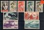 FRENCH POLYNESIA 1948 Definitives. Set of 24. - 20956 - Mint