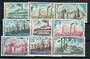 People's Republic of CONGO 1976 Airs Ships. Set of 9. - 20968 - UHM