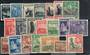 MALTA 1938 George 6th definitives. Set of 21. - 21025 - LHM