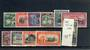 NEW ZEALAND 1940  Centennial Officials. Set of 11. - 21039 - LHM