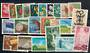 NEW ZEALAND 1960 Pictorials. Set of 23. - 21049 - LHM