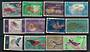NEW HEBRIDES 1963 Definitives. Set of 12. - 21082 - UHM