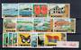 NEW HEBRIDES 1963 Definitives. Set of 12. - 21083 - VFU