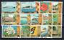 KIRIBATI 1980 Definitives. Set of 15. No Watermark. - 21084 - VFU