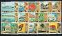 KIRIBATI 1979 Definitives. Set of 15. - 21091 - UHM