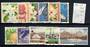 COOK ISLANDS 1963 Definitive Set of 11. Scott 148-158 $US 15.15. - 21098 - UHM
