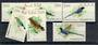 TAIWAN 1967 Birds. Set of 6. - 21301 - Mint