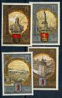 RUSSIA 1978 Olympics Tourism around the Golden Ring. Second series. Set of 4. - 21334 - UHM