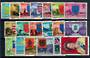 JERSEY 1976 Definitives. Set of 19. - 21368 - VFU