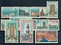 FRENCH TERRITORY OF THE AFARS AND THE ISSAS 1968 Definitives. Set of 13. - 21440 - UHM