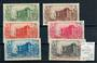 FRENCH EQUATORIAL AFRICA 1939 150th Anniversary of the French Revolution. Set of 6. - 21445 - LHM