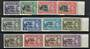 SOUTH GEORGIA 1963 Definitives. Set of 16. Includes both £1. - 21560 - UHM