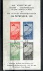 NEW ZEALAND 1988 60th Anniversary of the First Sydney to Christchurch Flight. Miniature sheet. Imperforate. - 21690 - VFU