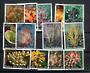 PAPUA NEW GUINEA 1982 Definitives Coral. Set of 14. The Coral values only. - 21706 - UHM