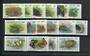 CHRISTMAS ISLAND 1987 Wildlife. Set of 16 from the sheetlet. (Refer SG). - 21719 - UHM