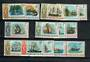 NORFOLK ISLAND 1967 Ships. Set of 14. - 21732 - LHM