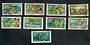 NIUE 1976 Definitives. Set of 10. - 21741 - FU