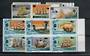 PENRHYN 1983 Definitives Surcharged. Set of 15. - 21747 - UHM