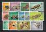 TUVALU 1983 Handicrafts. Original set of 13. - 21750 - VFU