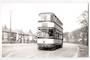 Real Photograph by tramspotter of Sheffield Corporation Tramways Car 270. - 242264 - Photograph