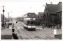 Real Photograph by tramspotter of Sheffield Corporation Tramways Car 100. - 242265 - Photograph