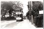 Real Photograph by tramspotter of Sheffield Corporation Tramways Car 272. - 242267 - Photograph