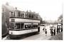 Real Photograph by tramspotter of Sheffield Corporation Tramways Car 97. - 242269 - Photograph