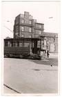 Real Photograph by tramspotter of Sheffield Corporation Tramways Car 357 taken at Shoreham Street. - 242271 - Photograph