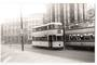 Real Photograph by tramspotter of Sheffield Corporation Tramways Car 527. - 242272 - Photograph