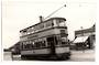 Real Photograph by tramspotter of Sheffield Corporation Tramways Car 275. - 242274 - Photograph