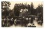 Real Photograph published by Tanner. In the Sanatorium Grounds Rotorua. - 246045 - Postcard