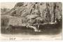 Postcard of The Torpedo Whakarewarewa. Sent to England. Postage Due cachet. - 246082 - Postcard