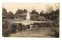 Real Photograph by Radcliffe of Sanatorium Grounds Rotorua. - 246138 - Postcard