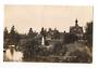 Real Photograph by Radcliffe of Sanatorium Grounds Rotorua. - 246148 - Postcard