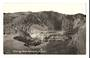 Real Photograph by Radcliffe of Waimangu Basin Rotorua. - 246149 - Postcard