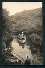 Real Photograph by Radcliffe of Hamurana Spring Rotorua. - 246168 - Postcard