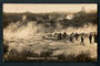 Real Photograph by Radcliffe of Whakarewarewa. - 246170 - Postcard