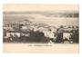 Early Undivided Postcard of Wellington Harbour. - 247370 - Postcard