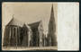 Early Undivided Postcard of Cathedral Christchurch. - 248306 - Postcard