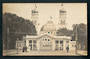 NEW ZEALAND Real Photograph of Christchurch Exhibition Entreance Building. - 248317 - Postcard