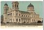 Coloured Postcard of Roman Catholic Cathedral Christchurch. - 248328 - Postcard