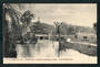 Early Undivided Postcard of Hereford Street Bridge Christchurch. - 248336 - Postcard