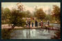 Coloured Postcard of Botannical Gardens Christchurch. - 248343 - Postcard