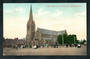 Coloured Postcard of The Anglican Cathedral Christchurch. - 248352 - Postcard