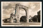 Real Photograph by A B Hurst & Son of Bridge of Remembrance Christchurch. - 248360 - Postcard