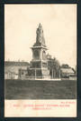 Early Undivided Postcard by Muir & Moodie of Queen's Statue Victoria Square Christchurch. - 248537 - Postcard