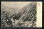 Early Undivided Postcard of Otira Gorge. - 248753 - Postcard