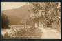 Real Photograph by Radcliffe of Hawk's Crag Buller Gorge. - 248756 - Postcard