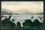 Coloured postcard by Muir and Moodie of Lake Kaniere West Coast. - 248763 - Postcard