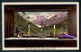 Real Photograph by A B Hurst & Son of Franz Josef Glacier from Waiho Chapel. - 248766 - Postcard